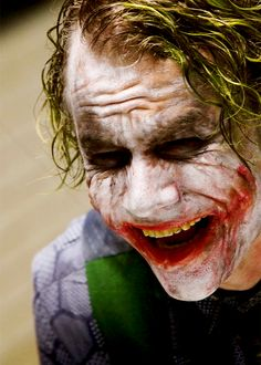 Watching The Dark Knight Rises is gonna cause all kinds of crazy emotions...