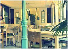 Le Café Bistrot de l'Institut Français | madrid y yo | Inventario de lugares únicos