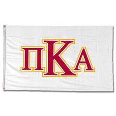 Campus Classics - Fraternity Greek Letter Banner, $23.95 (http://www.campus-classics.com/fraternity-greek-letter-banner/)