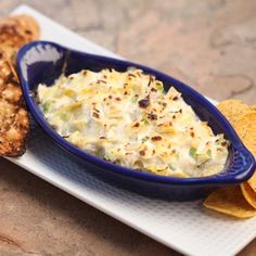 Canyon Ranch Warm Artichoke Dip