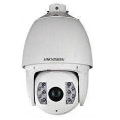 Hikvision DS-2DF7284-AEL DS-2DF7284-AEL HikVision DS-2DF7284-AEL - 2Мп уличная скоростная поворотная IP-камера с ИК-подсветкой до 150м. Построена на матрице 1/2.8'' Progressive Scan CMOS; вариофокальный объектив 4.7 - 94мм, 20x; угол обзора объектива 58.3 - 3.2°; механический ИК-фильтр; чувствительность 0.03лк@F1.6; сжатие H.264/MJPEG; тройной поток; 1920х1080@25к/с; DWDR, 3D DNR, BLC, антитуман, ROI; Smart видеоаналитика; вращение 360°, вручную: 0.1° - 160°/с, по предустановке: 240°/с…