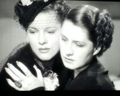 Joan Fontaine and Norma Shearer, The Women 1939. Uploaded By…