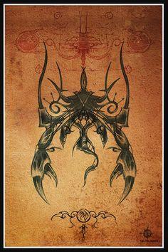 Scorpio - Mystical Zodiac
