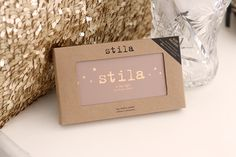 Beauty Review – Stila In The Light Neutral Eyeshadow Palette