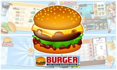 Burger 1.0.10 Best APK Game Free Download for Android 2.3.6