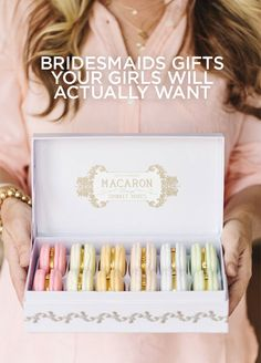 We rounded up the 10 best gifts we know you'll bridesmaids will love. Read on for the ultimate ways to say thank you to your bridesmaids.