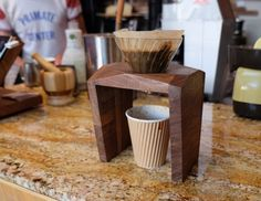 Pour Over Coffee Brewing Coffee Stand for SINGLE dripper