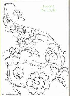 Flower Patterns Embroidery Gallery Watches Stitch Design Vines Fiber Art Oriental Silhouette