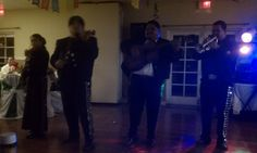 A mariachi band is a must have at a Cinco de Mayo party...