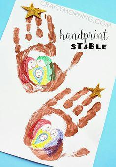 handprint stable