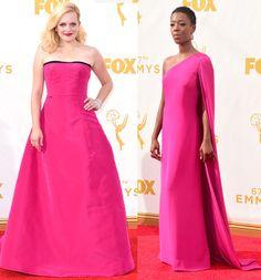 Elizabeth Moss e Samira Wiley - Emmy 2015