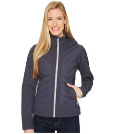 MOUNTAIN HARDWEAR StretchDown HD Hooded Jacket. #mountainhardwear #cloth # Coats For Women, Jackets For Women, Mountain Hardwear, Discount Shoes, Hoods, Hooded Jacket, Zip, Clothes, Collection
