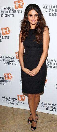 Selena Gomez - 2014 Alliance For Children's Rights Dinner