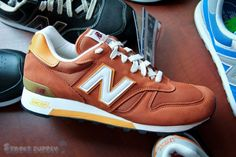 New Balance 1300 Colorways - burnt orange