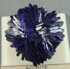 Azurite Rose - Bisbee, AZ