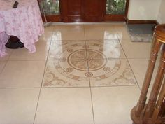 Embedded image permalink Hall Tiles, Entrance Hall, Embedded Image Permalink, Tile Floor, Flooring, Texture, Crafts, Surface Finish, Entryway