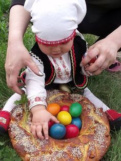 Easter - The Bulgarian Easter traditions are a variation of traditional Orthodox Easter traditions. Here in Bulgaria, egg cracking is good for more than just eating the egg. The bright red colored egg is the symbol of Easter for the Orthodox Christians all over the world.