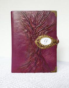Personalized Journal Leather Diary Custom Gift for by AnnaKisArt #personalizedjournal, #christmasgift, #leatherjournal, #customjournal, #notebook, #giftforwomen, #giftforgirlfriend, #traveljournal, #giftforteen, #writingjournal,  #journaldiary, #leathergift, #diary