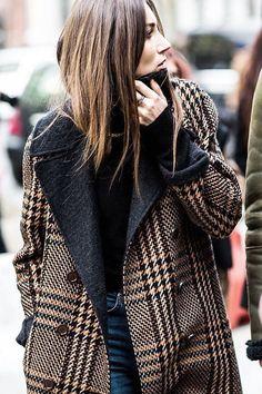 N.Y. Editor's Trend Report: Tweed » New York Girl Style