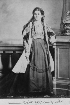 Queen Milena Vukotić of Montenegro.