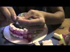 Torta di caramelle marshmallow - YouTube