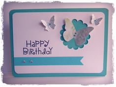 HAPPY BIRTHDAY CARDS IN GREEN COLOUR - Google Search