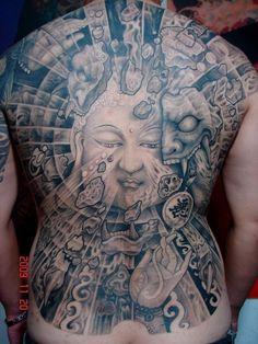 1000+ images about Buddha,demon Tat. on Pinterest   Buddha ...