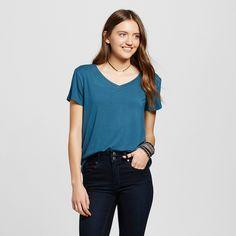 Women's Short Sleeve Softest V-Neck Tee