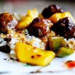 Meatballs with Peppers and Pineapple | The Pioneer Woman Cooks | Ree Drummond