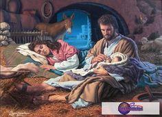 joseph+with+jesus.and+mary+sleeping | Qué ofreceré al niño Jesús, verdadero Dios y verdaderohombre ...