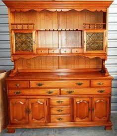 Houston: Pennsylvania House - Wide Buffet Hutch  $285 - http://furnishlyst.com/listings/306927