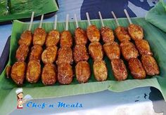 Chef n Meals: How to Make Banana Cue?