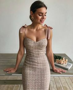 Wedding Guest Dresses For Every Seasons & Style Elegant Dresses, Pretty Dresses, Beautiful Dresses, Dresses Dresses, Dance Dresses, Wedding Dresses, Dress Up, Bodycon Dress, Gown Skirt