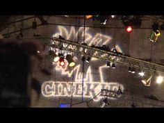 MEDIALAB , Sfeerimpressie Medialab, Cinekid 2012 Neon Signs, Concert, Poster, Kunst, Concerts, Billboard