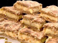 Rețetă delicioasă de prăjitură cu specific unguresc. Prăjitura Esterhazy