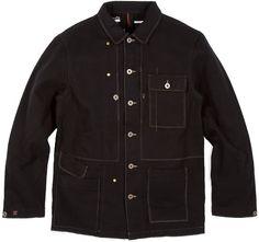 Paul Smith Red Ear Melton Worker Jacket