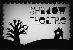 DIY - Shadow Puppet Theatre Box - Tutorial + Free PDF Printable