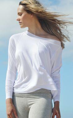 Shakti Shanti Yoga Wear light melange wide band yoga pants