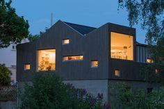 NOMA Arkitekter : Bibliothèque à Tjøme - ArchiDesignClub by MUUUZ - Architecture & Design