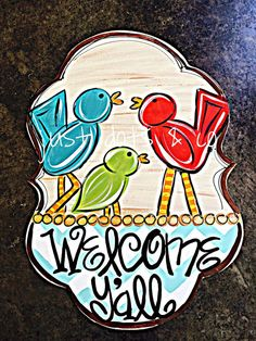 Hey, I found this really awesome Etsy listing at https://www.etsy.com/listing/219653510/spring-door-hanger-bird-door-hanger
