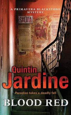 Blood Red by Quintin Jardine  Submit a review and become a Faerytale Magic Reviewer! www.faerytalemagic.com