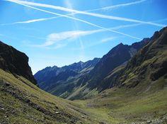 Tolle Berglandschaft mit faszinierendem Himmel (Bayern) • bavaria • germany • alps