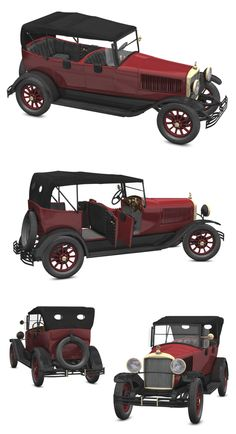 This is model inspired in the 1918 page six car. It is modelled in and rendered in Poser. 3d, Inspired, Studio, Vehicles, Model, Inspiration, Biblical Inspiration, Study