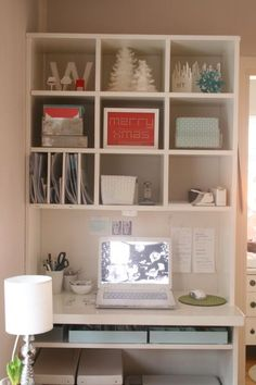 Holiday home office