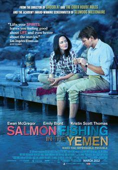 2011 - La pesca del salmón en Yemen (Salmon Fishing in the Yemen) - Lasse Hallström