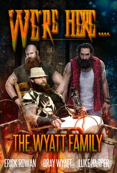WWE - The Wyatt Family
