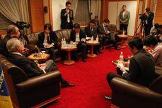 Brasil quer ampliar acordos com o Japão, diz Temer - http://po.st/1gd9RT  #Política - #Brics, #Crise, #Empresários, #Japão, #Temer