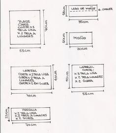 Manualidades y Artesanías   Catre cuna   Utilisima.com