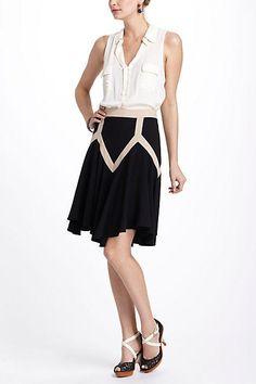Zenith Geo Skirt - modeled-leifsdottir--have it--anthropologie.com