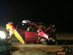 Accidente muy grave N-122 a la altura de Muelas #Zamora Via Www.zamoranews.com